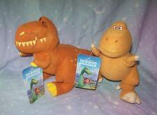 THE GOOD DINOSAUR - BUTCH & NASH small plush soft toys - Disney Pixar movie
