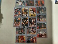 1994 UPPER DECK MICHAEL JORDAN RARE AIR 17 × NBA CARD LOT