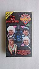 Doctor Who The Five Doctors  UNBRIDGED