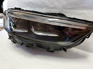 Headlight Full LED RH Pasger Fit 2018-2020 Buick Regal Sportback TourX 39050377