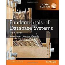 Fundamentals of Database Systems 7e by Ramez Elmasri, Shamkant Navathe 7th