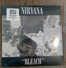 NIRVANA: Bleach SEALED 2009 Sub Pop 180g VINYL LP Grunge