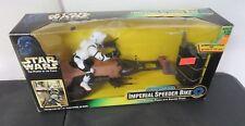 Kenner Star Wars Radio Control Imperial Speeder Bike New