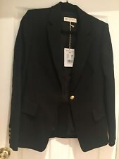 New With Tags Emilio Pucci Blazer Jacket Sport Coat Size 44/8-10 Retail $1850!!
