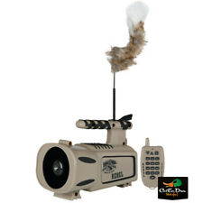 LUCKY DUCK REBEL DIGITAL E-CALLER W/ MOTION DECOY COYOTE FOX PREDATOR CALL
