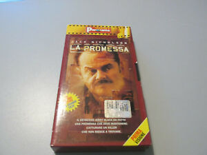 VHS Movie The Promise - The Grandi Movie By Panorama