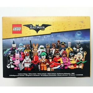 Lego Batman Movie Series 1 71017 COMPLETE SET - 20 minifigures / minifigs AS NEW