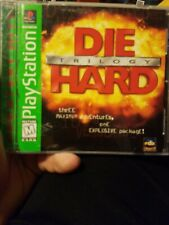 Die Hard Trilogy (Sony PlayStation 1, 1996) (Used)