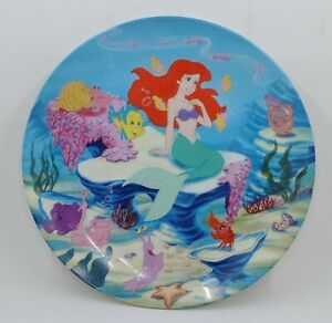 Walt Disney's The Little Mermaid Collectible Plate A Song from the Sea