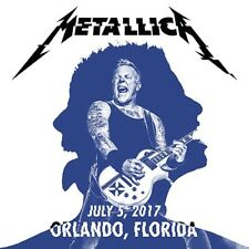 METALLICA / World Wired Tour / Camping World Stadium ,Orlando - July 05, 2017