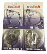 SeaTech Tope & Conger Trace & trace Building Kit - Sea Fishing