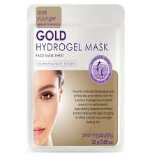 Skin Republic Look Younger Instant Hydration - Gold Hydrogel Mask 25g