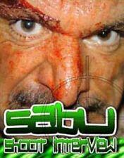 Sabu Shoot Interview Wrestling DVD,  WWE ECW TNA