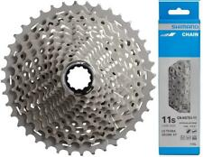 Sporting Goods Objective Shimano Mtb Bike Hg61-9 Cassettes Freewheels 9 Speeds 11-32t For Slx Groupset Pretty And Colorful