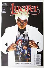 Lucifer #4 (Sep 2000, DC) (C4574) Fox TV Show - 1st Appearance Elaine Belloc