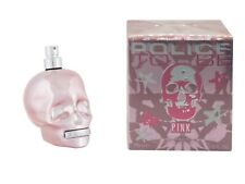 NUOVO in scatola Police To Be Pink 75ml EDT Profumo Spray Donna