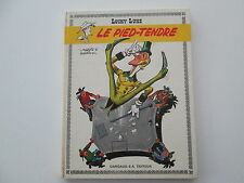 LUCKY LUKE LE PIED TENDRE EO1968 BE/TBE  EDITION ORIGINALE