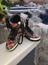 givenchy high top sneakers size 9 for men