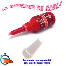 Frein Filet Rouge Fort Haute Résistance 10ml équivalent Loctite 271 Freinfilet