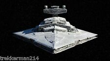 STAR WARS 1/2256 Star Destroyer Avenger and Lambda-Class Shuttle Resin Model Kit