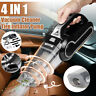 Car Rechargeable Handheld Vacuum Wet Dry Cleaner Air Pump Portable Home 120W  *