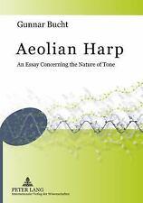 AEOLIAN HARP - NEW PAPERBACK BOOK