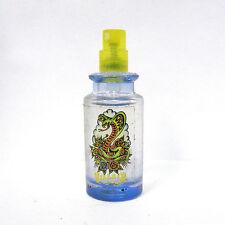 Ed Hardy Villain Eau De Toilette Spray Mini 0.25 oz 100% Full READ DESCRIPTION