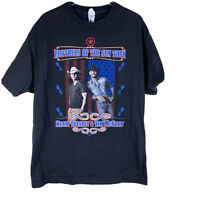 Kenny Chesney Tim McGraw 2012 Brothers of the Sun Tour Tee T Shirt Adult XL