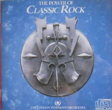 LONDON SYMPHONIC ORCHESTRA - THE POWER OF CLASSIC ROCK  - CD