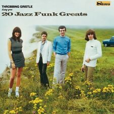 THROBBING GRISTLE - 20 JAZZ FUNK GREATS (2CD)  2 CD NEU