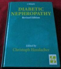DIABETIC NEPHROPATHY (Revised Edition) - Cristoph Hasslacher - 2003 - HB