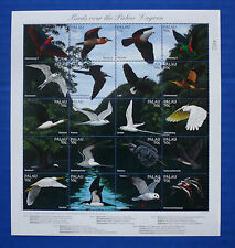 Palau (#402) 1996 Birds Over the Palau Lagoon MNH sheet