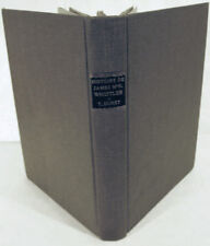 Theodore Duret / Histoire De J Mc N Whistler Et de son Oeuvre First Edition 1904