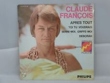Claude François – Après Tout                         Philips – 424 552 BE