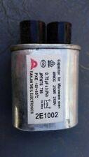 Microwave capacitor CBB65 0.75uF 2100V - New old stock