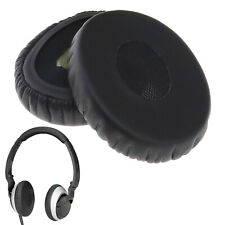 More details for 2x for on ear oe2 oe2i headphone replacement earpad ear pads cushion cover black