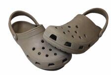 Crocs Clogs Slingbacks Mens 7 Womens 9 Pre Owned Tan Color