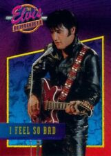 Series 3 DUFEX FOIL Chase Card Elvis Collection River Group 26 I FEEL SO BAD
