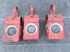 Lanterne travaux public lampe no chemin de fer train
