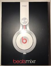 Brand New* Monster Beats Mixr On Ear Headphone White / Free Postal Insurance