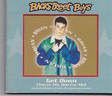 Backstreet Boys-Get Down cd maxi single digipack