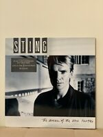 "Sting ‎– The Dream Of The Blue Turtles   Vinyl   L 12""  1985 (LP276)"