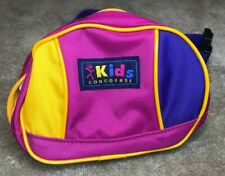 """New listing Children's """"Kids Concourse"""" Pink, Purple and Yellow Fanny Pack"""