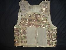 British Army OSPREY MK4 MTP Body Armour Cover Vest 190/108 Grade 1 WITH WRITING