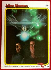 STAR TREK - MOVIE - Card #64 - ALIEN MENACE - TOPPS 1979