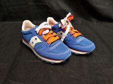 Saucony XT-900 Blue & Orange Running Shoes Womens Size 5.5 / EUR 36