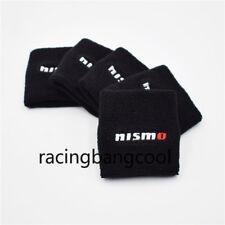 Nismo Black JDM Style Reservoir Tank Oil Cover Sock Racing Tank Sock for Nissan