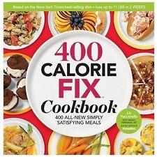 Liz Vaccariello - 400 Calorie Fix Cookbook Hardcover 400 meals