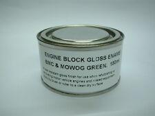 150ml BMC & MOWOG Green Heat Resistant To 190c Gloss Engine Caliper Enamel Paint