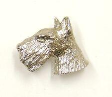 Scottish Terrier Lapel Pin/Brooch